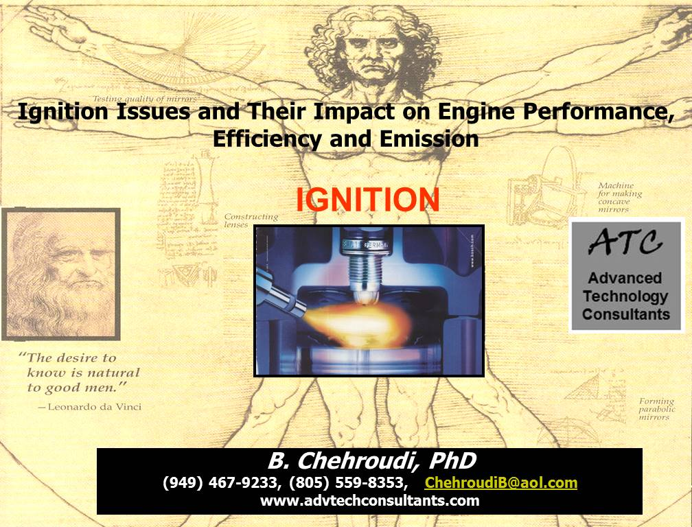 Ignition Issues and Their Impacts on Engine Performance, Combustion, and Emissions